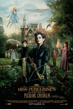 Miss Peregrine's Home for PeculiarChildren